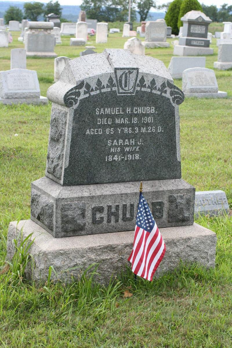 Harry Chubb
