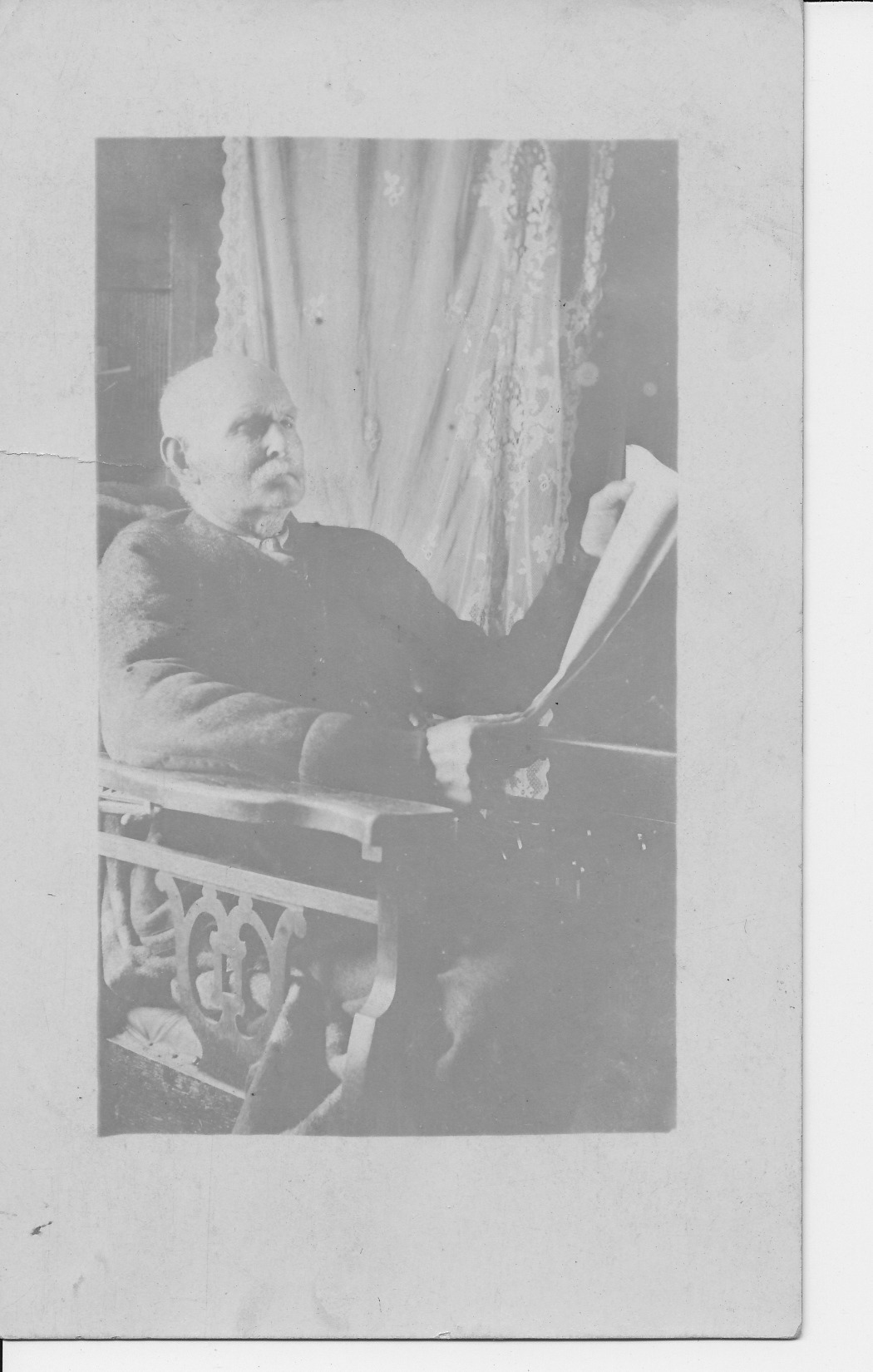 Sylvester Brokaw