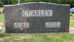 John W Cearley