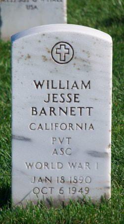 William Elbert Barnett