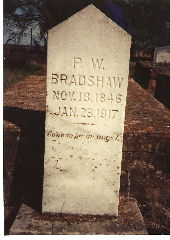 Preston Bradshaw
