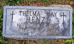 Thelma Irene May