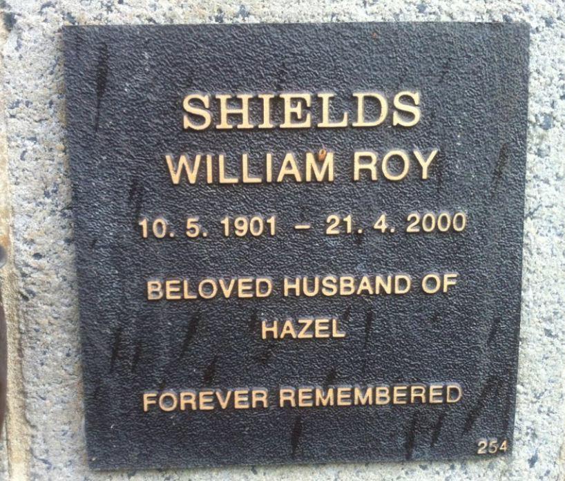 Roy Shields