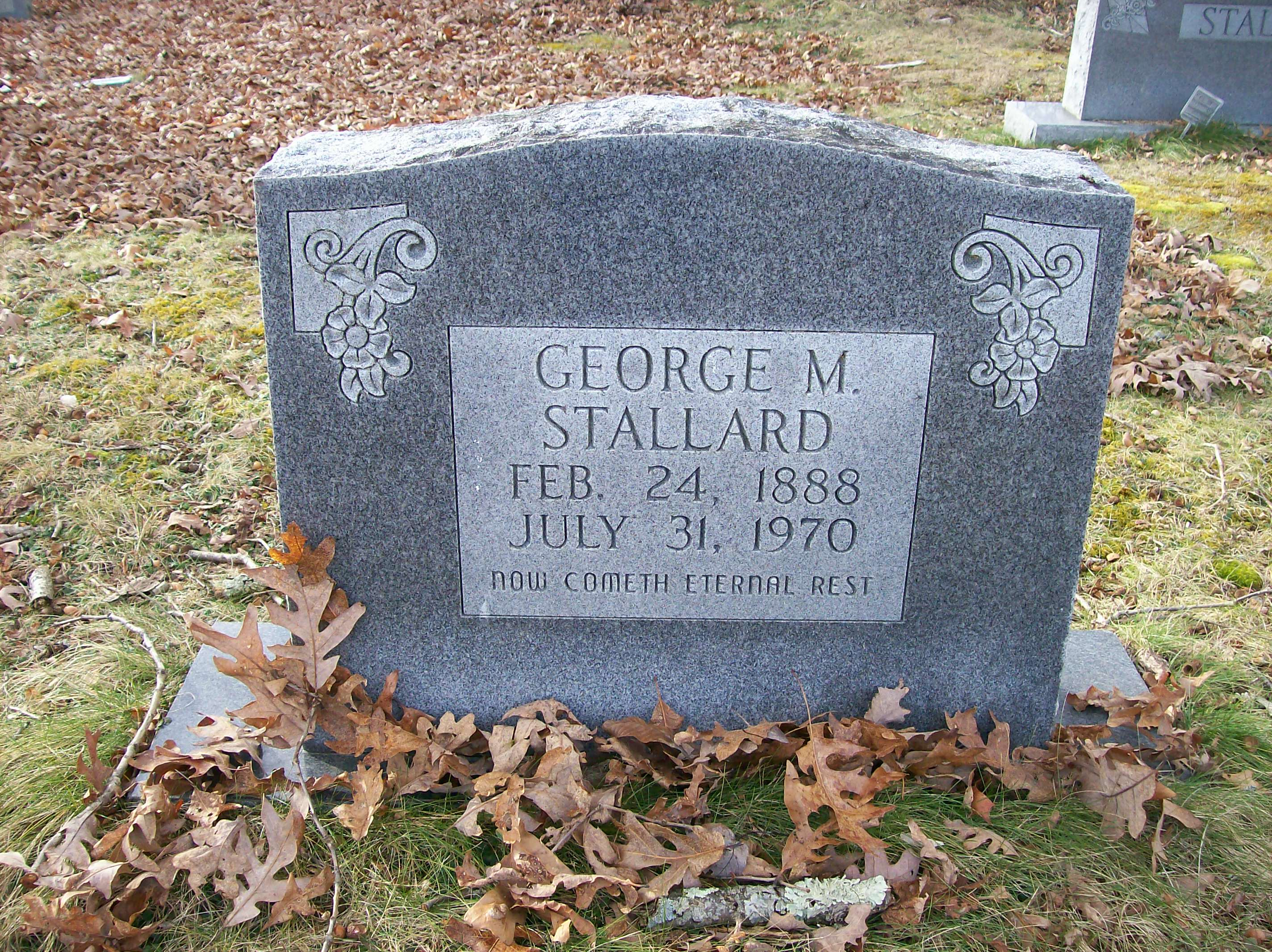 George Aubrey Stallard