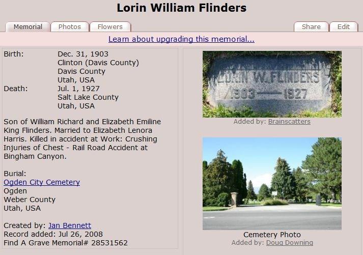 William Pain Flinders
