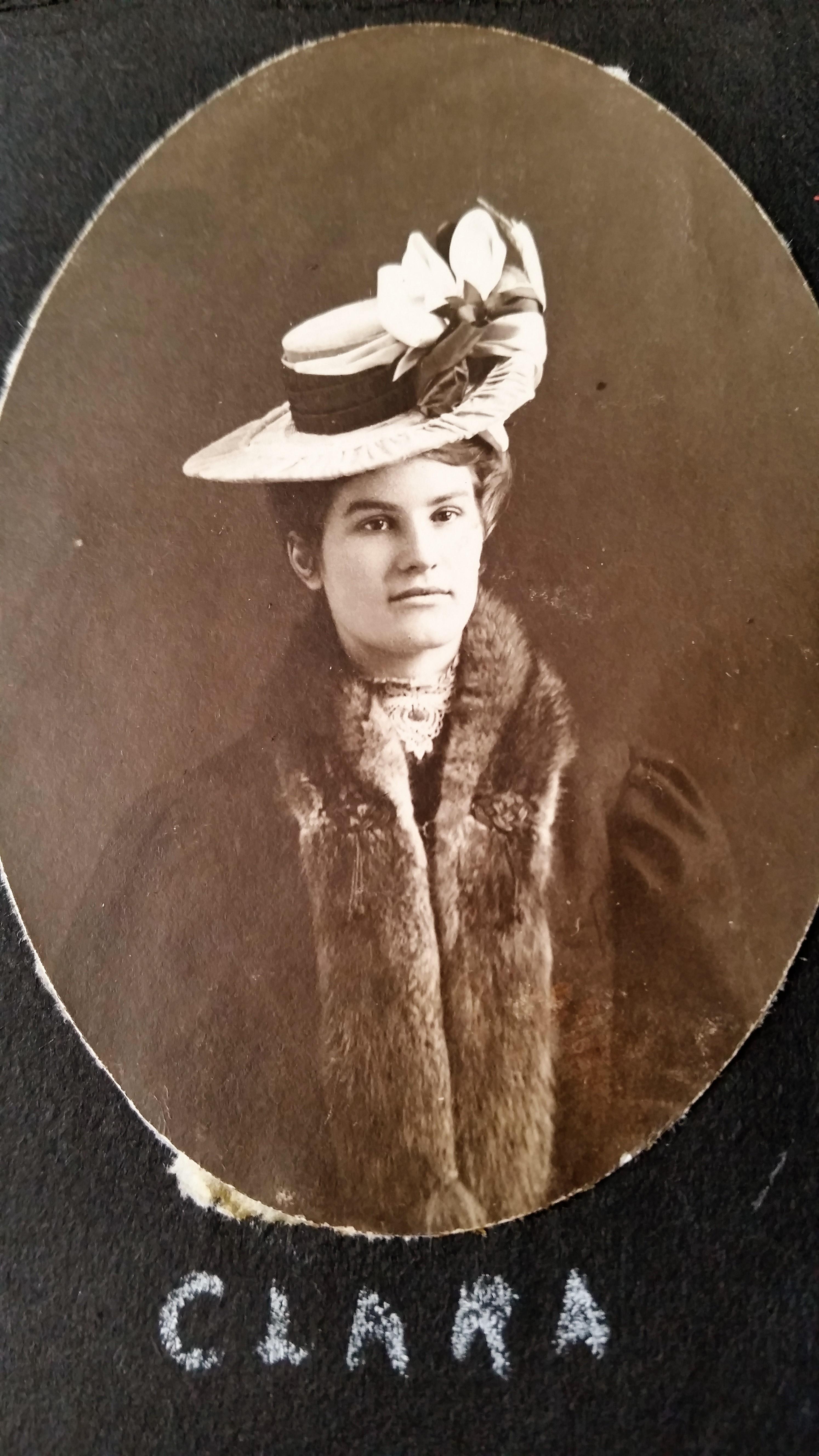 Johanna Bertha Bahr