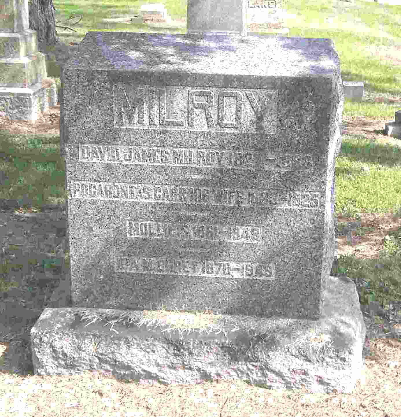 John Milroy