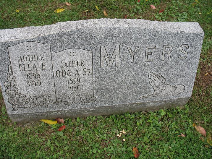 Oda Myers