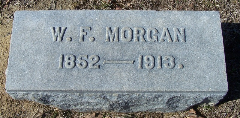 William Franklin Morgan