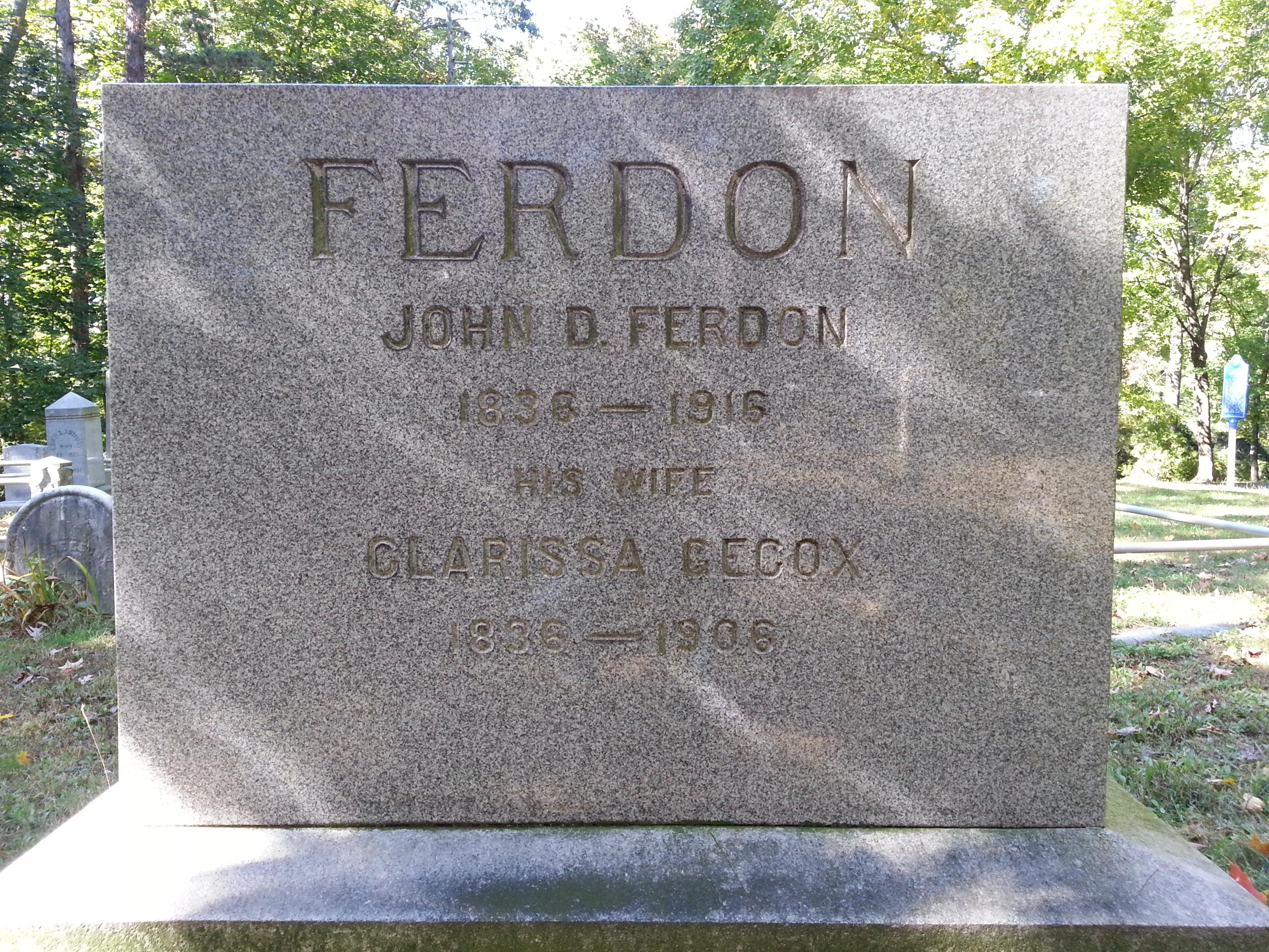 John Ferdon