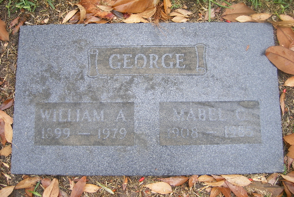 William Maurice George