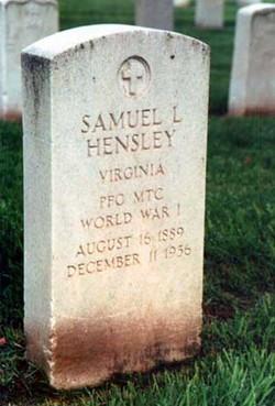 Samuel Lawrence Hensley