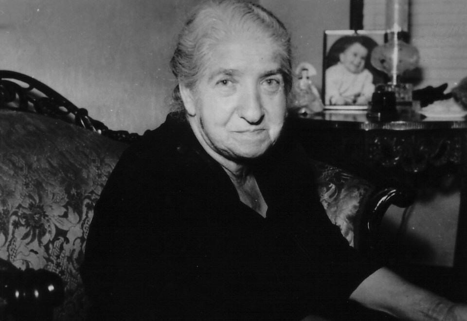 Anna Maria Oddo