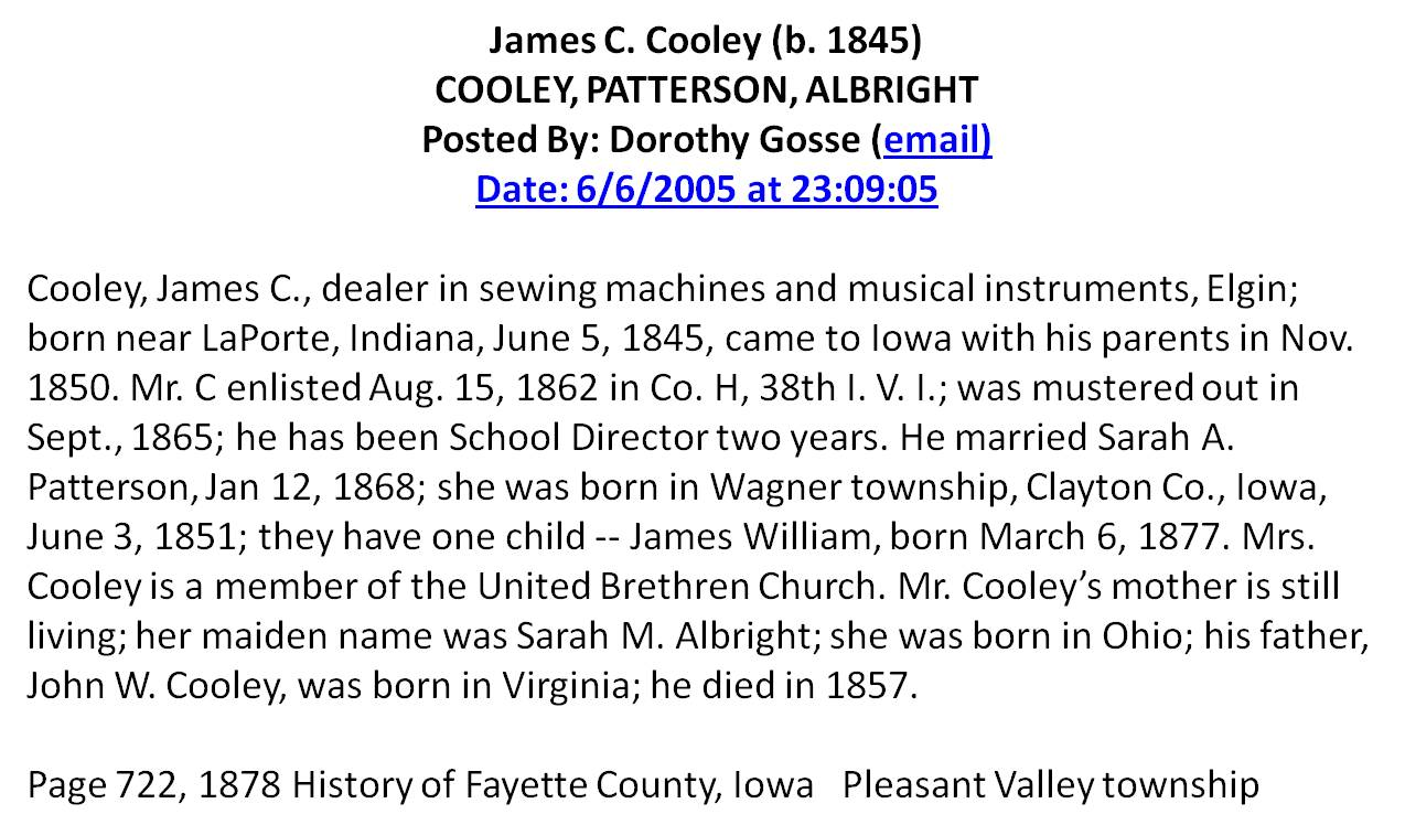 Charles Cooley