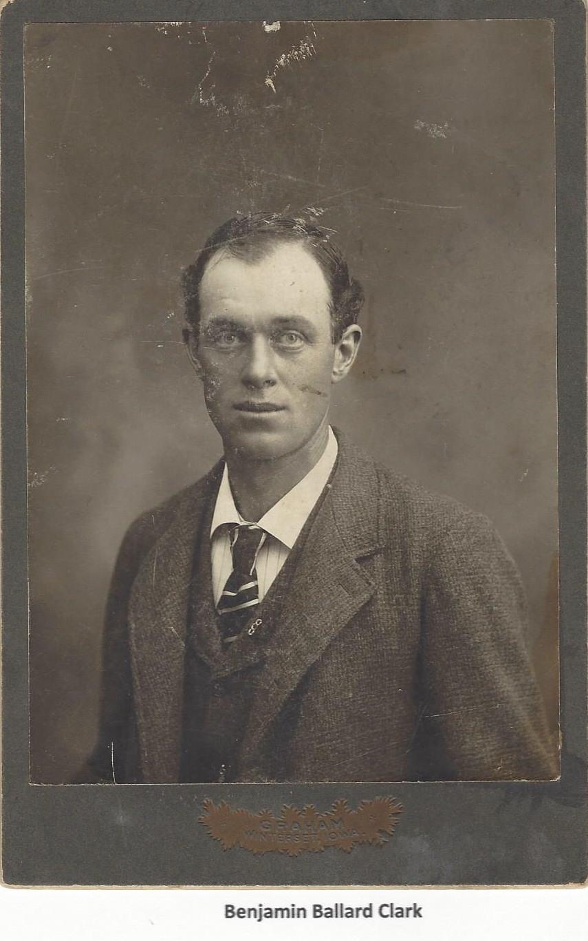 Benjamin Clark