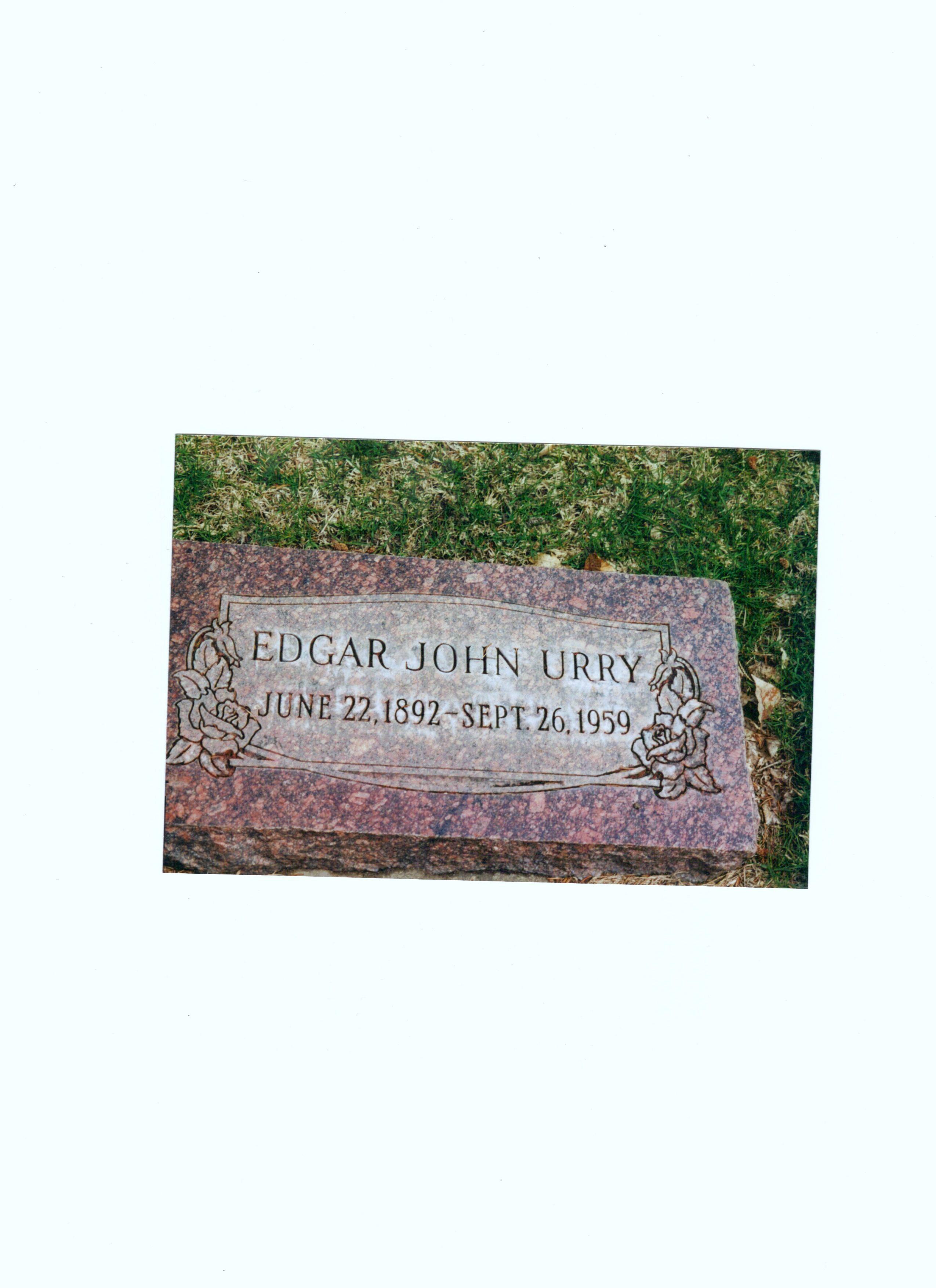 John Nelson Urry