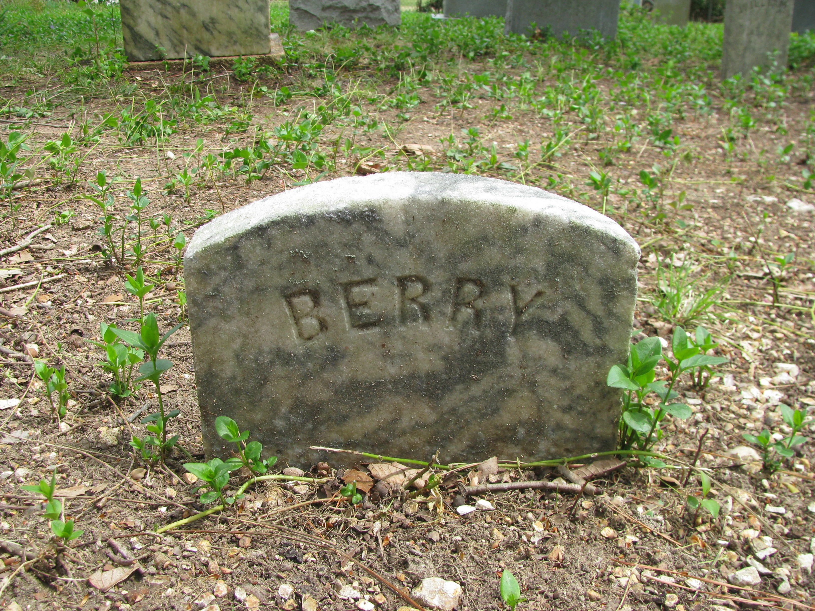 Berry Lee Talley