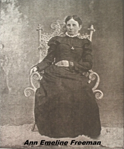 Ann Emeline Freeman