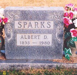 Albert Sparks