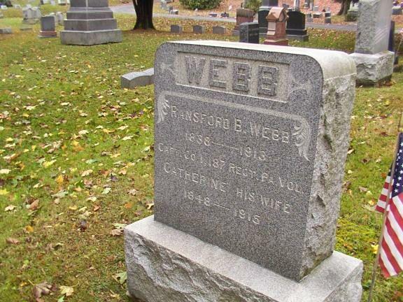 Ransford Bartle Webb
