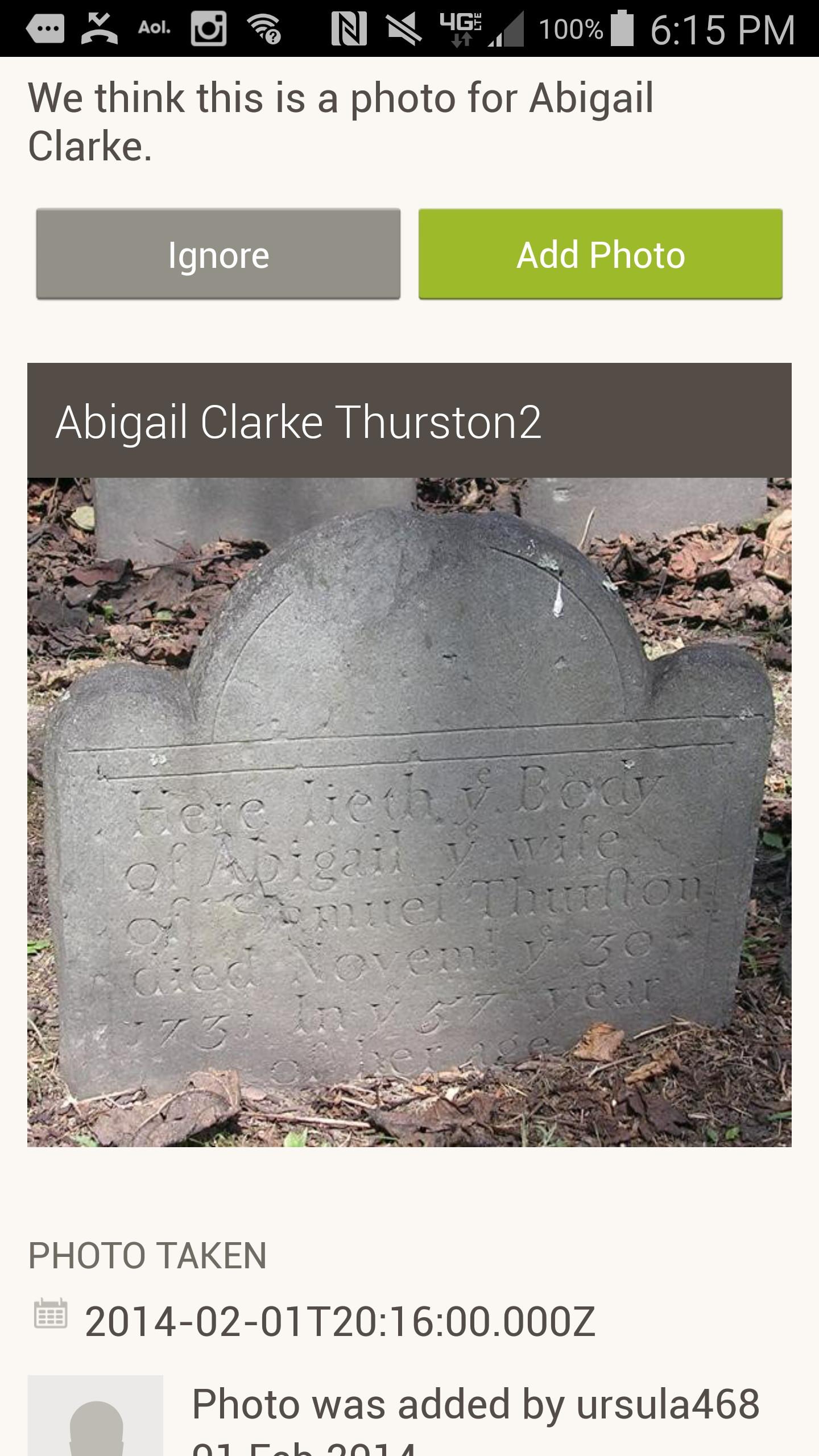 Abigail Latham