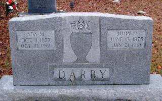 Hubert Henry Darby