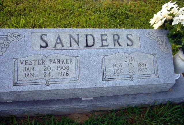 Vester Parker