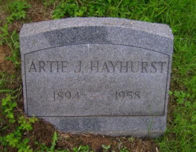 Viola Hayhurst