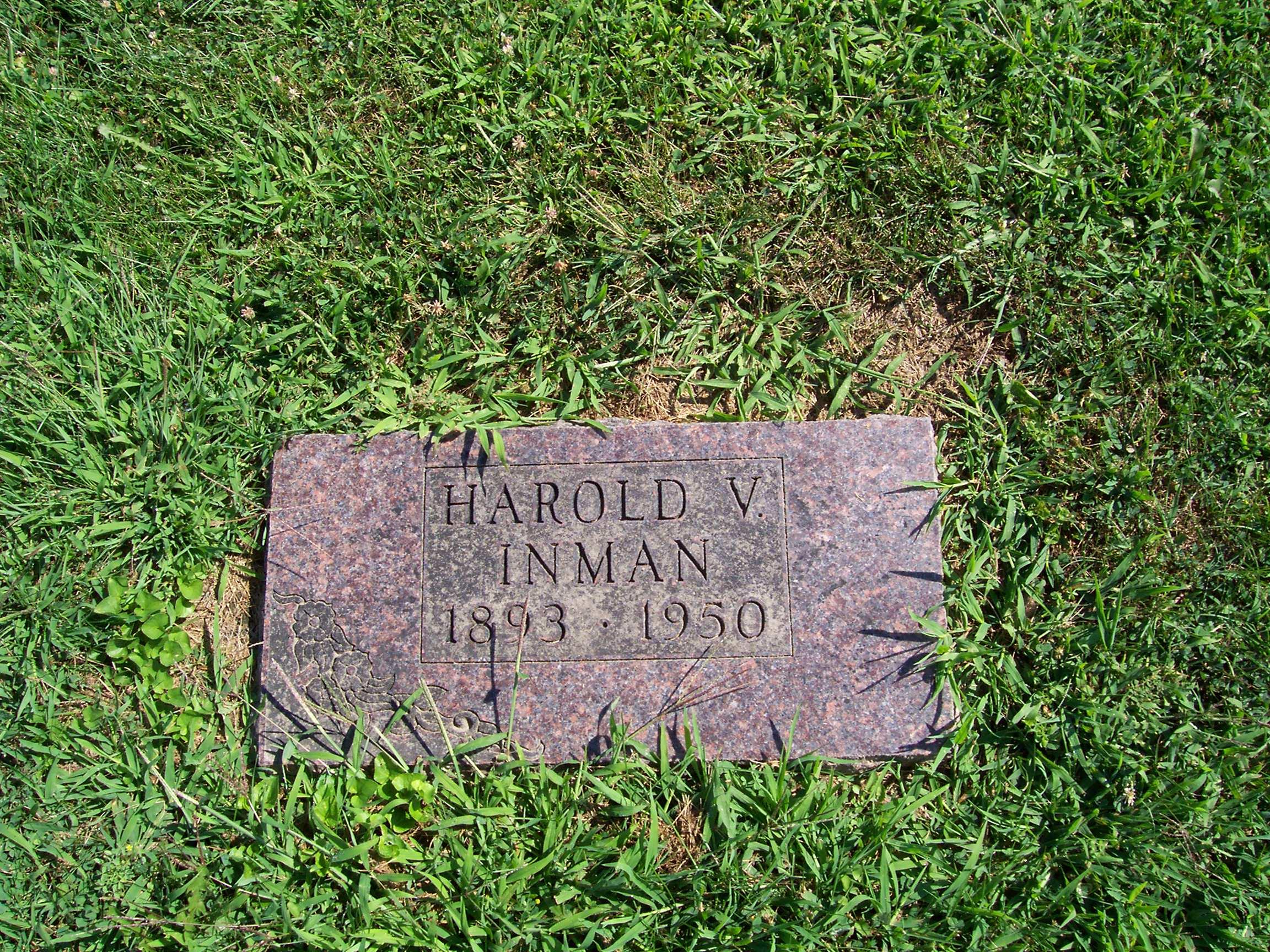 Harold Inman