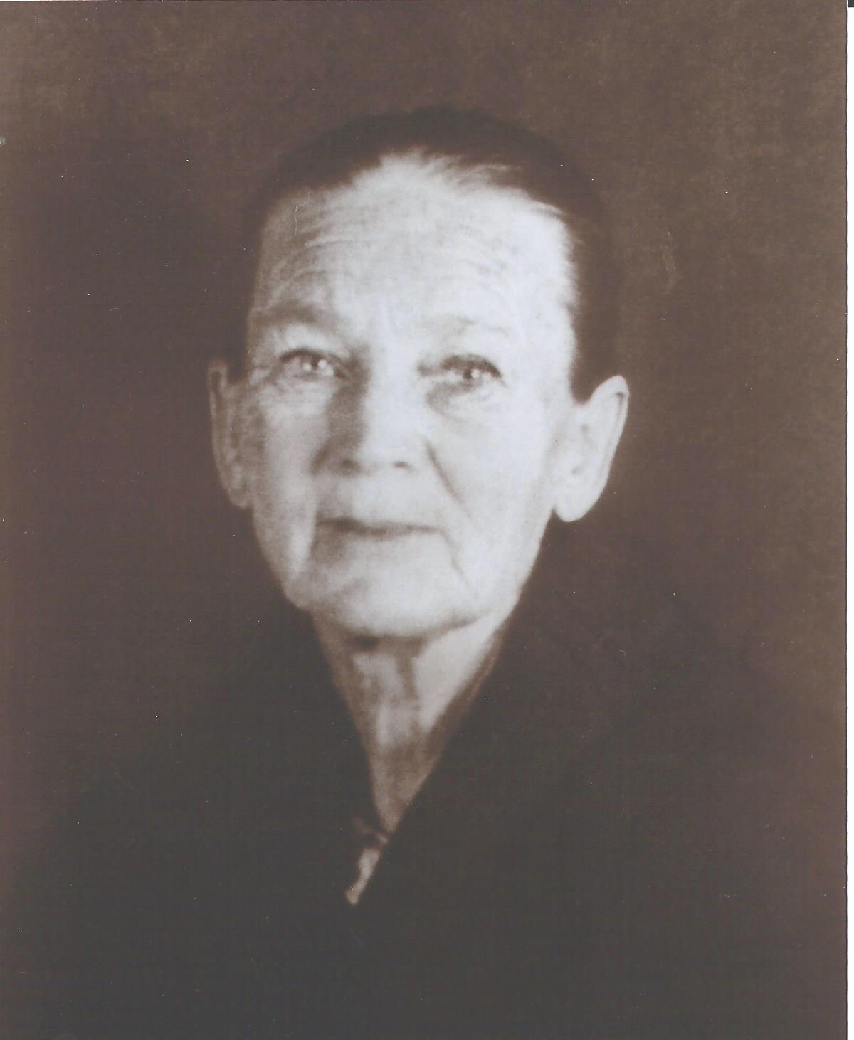 Nancy Matilda Blevins