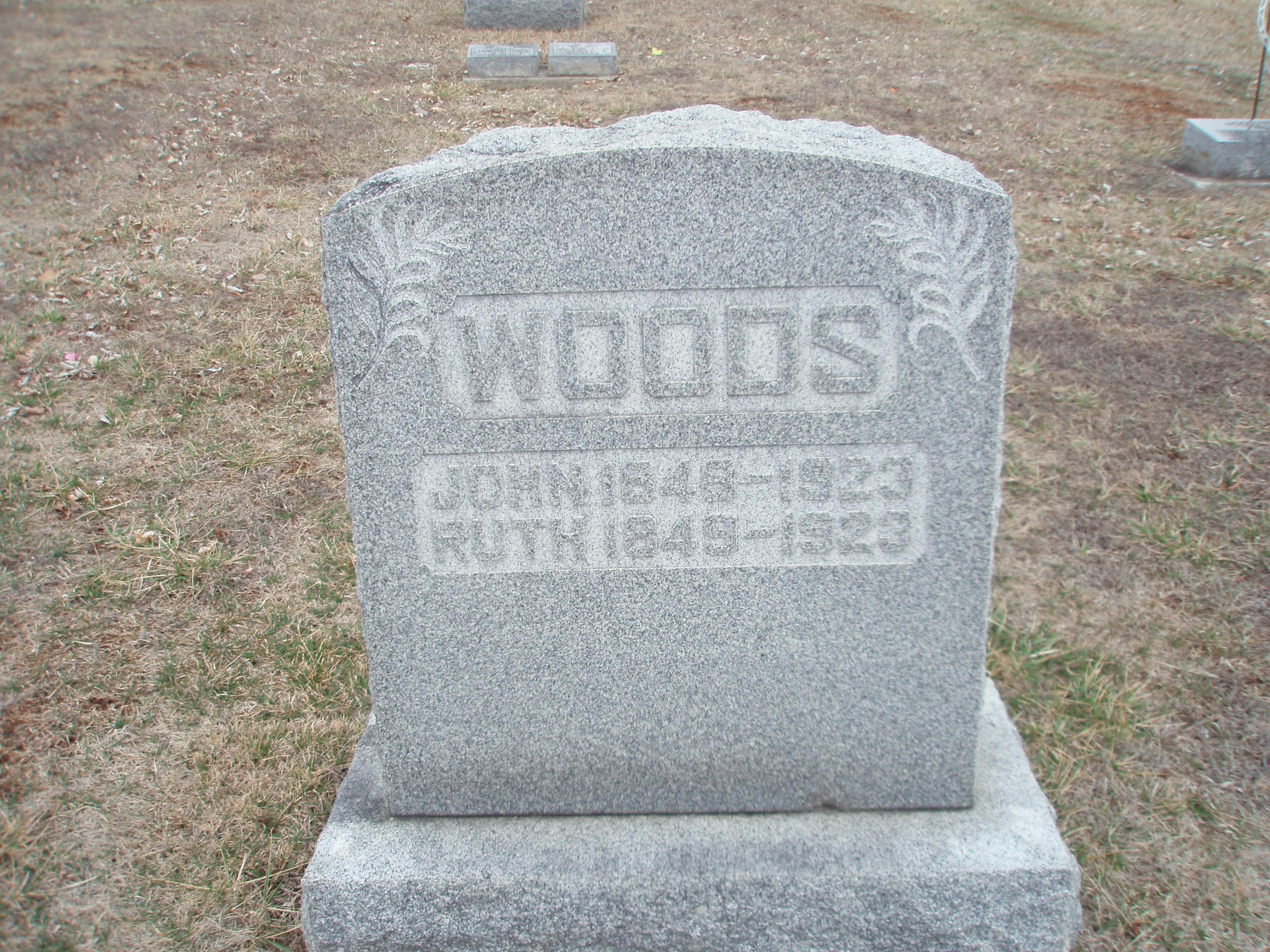 Ruth Woods