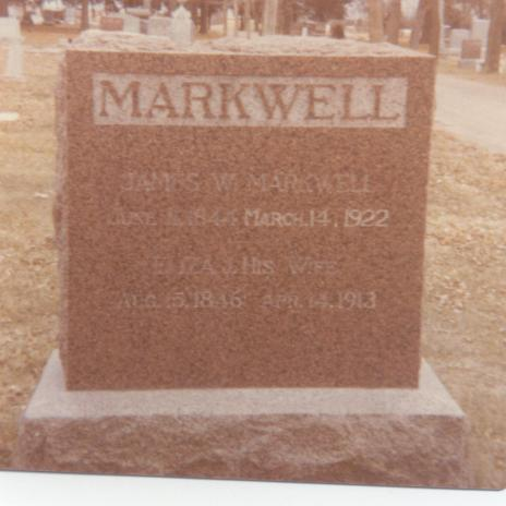 James William Markwell