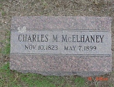 Charles Madison McElhaney