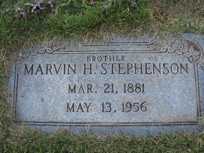Marvin Stephenson