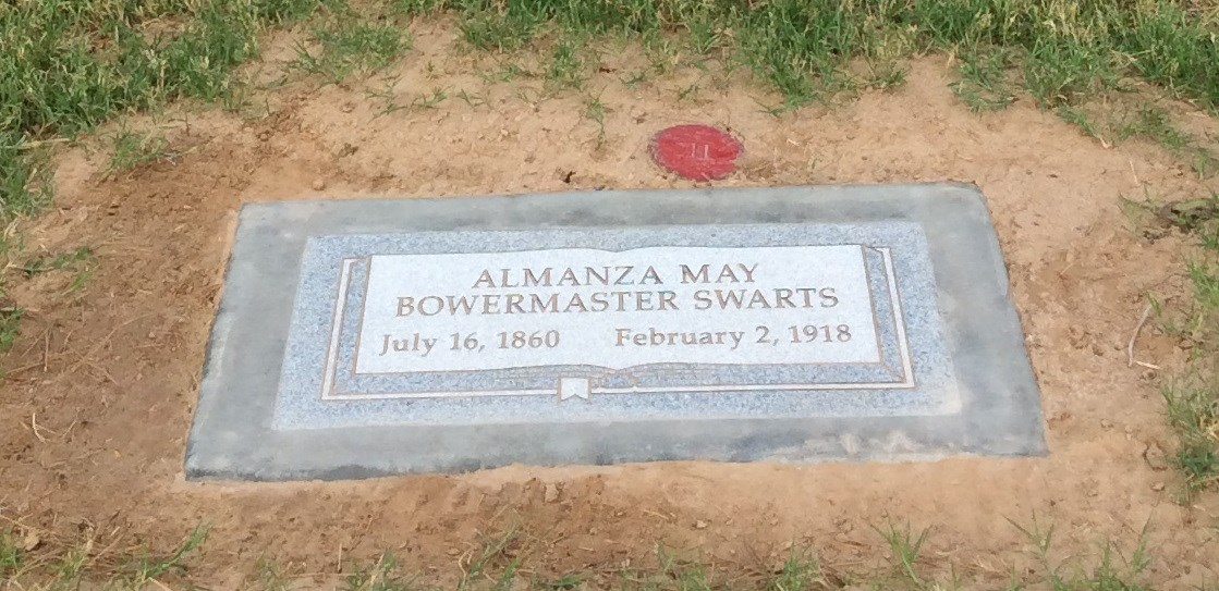 Almanza May Bowermaster