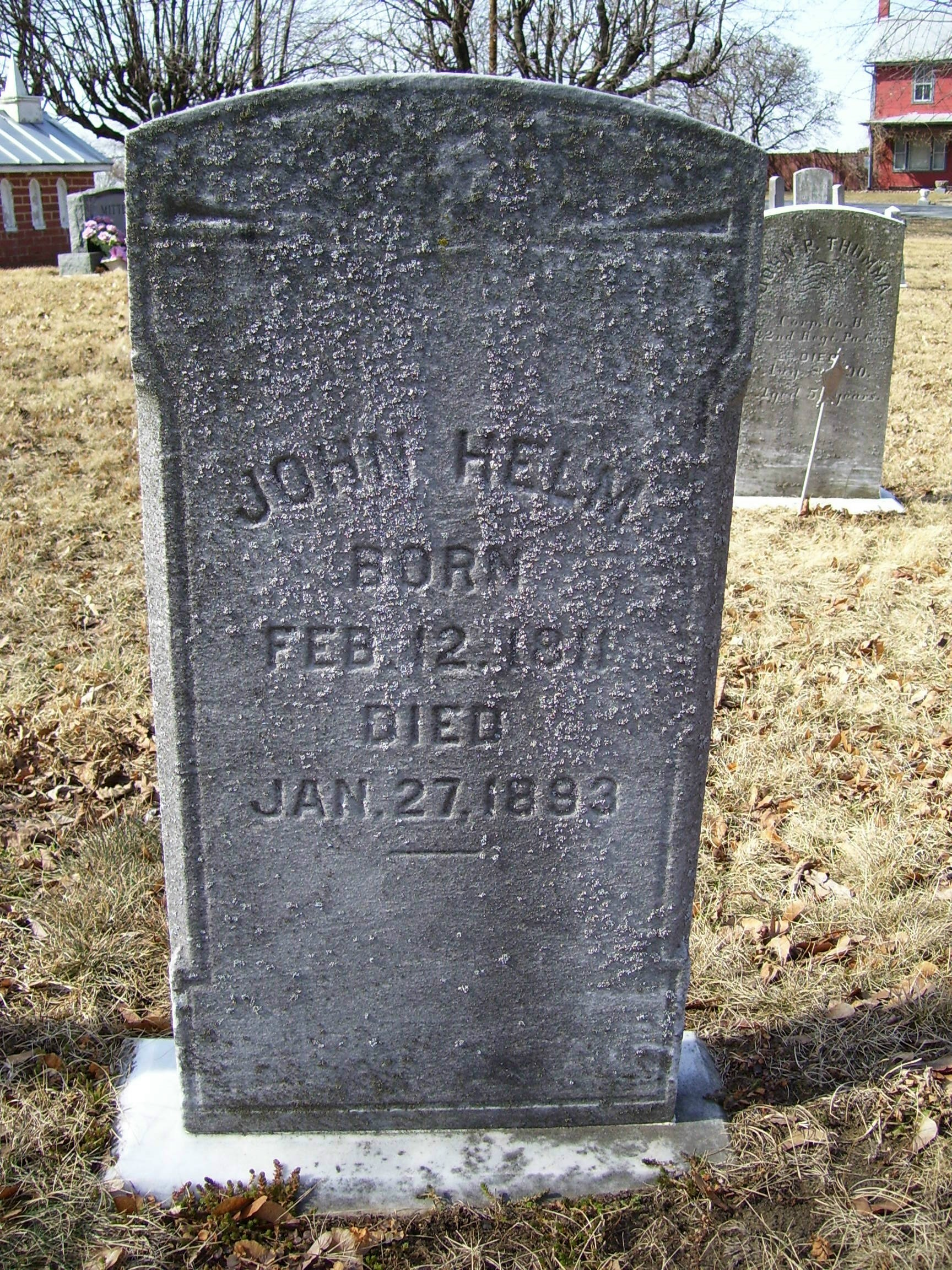 John Henry Helm