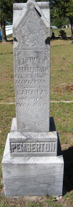 Sarah Ann Dodge