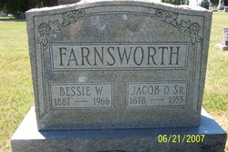 David S Farnsworth