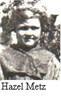 Hazel Inez Metz