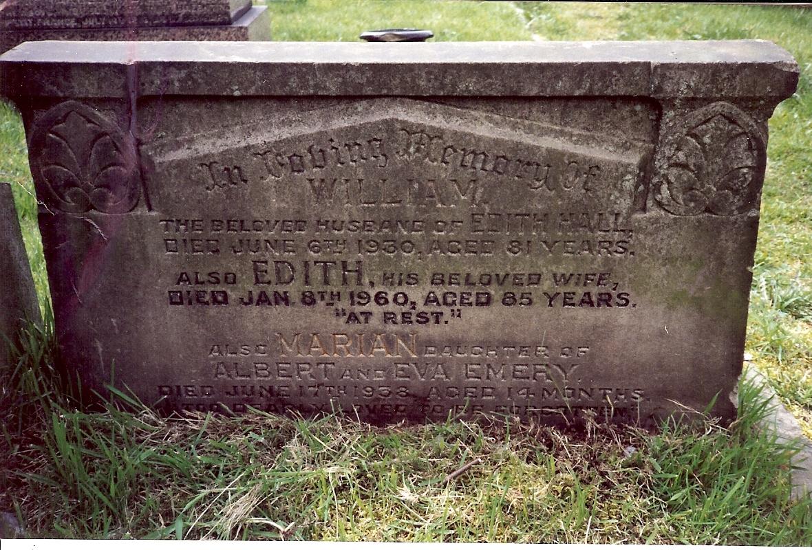 Edwen E Emery