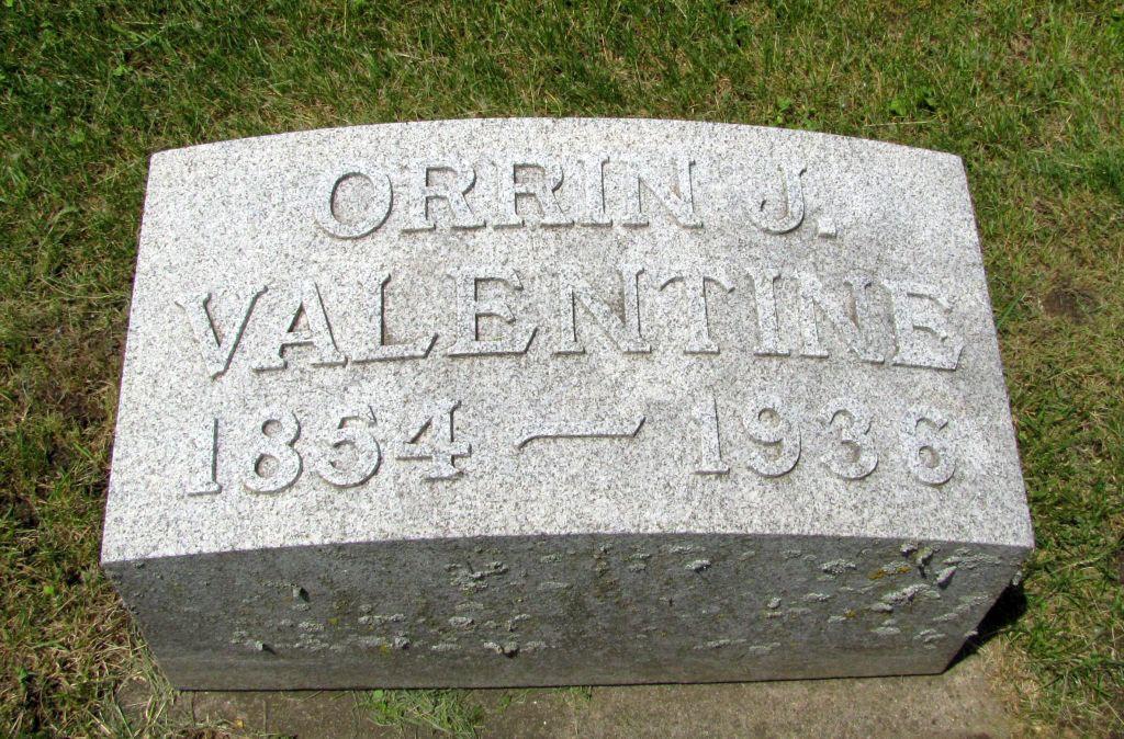Daniel J Valentine