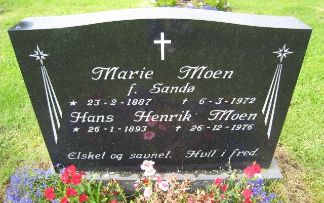 Henrik Severin Moen