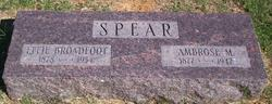 Ambrose Spear