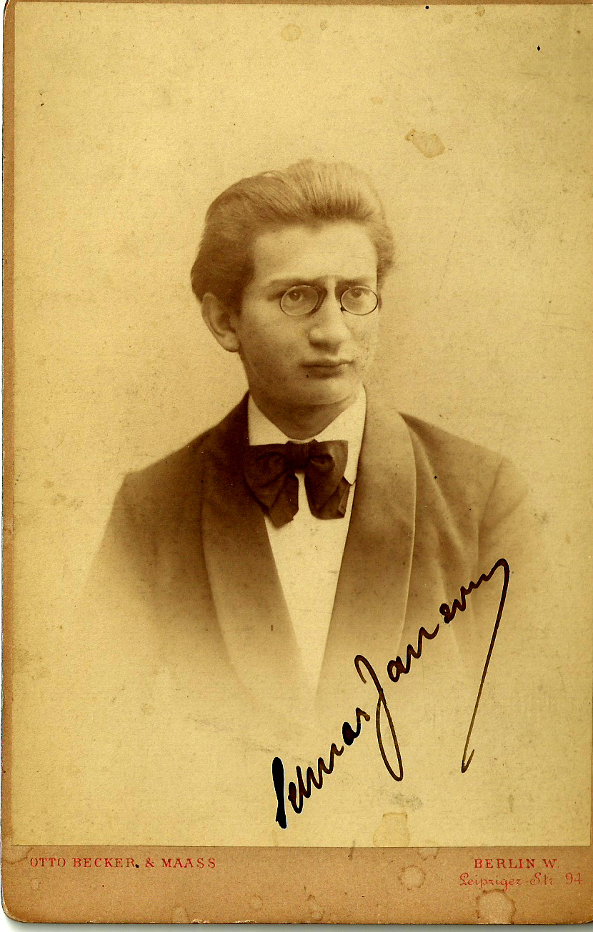 Selmar Janson