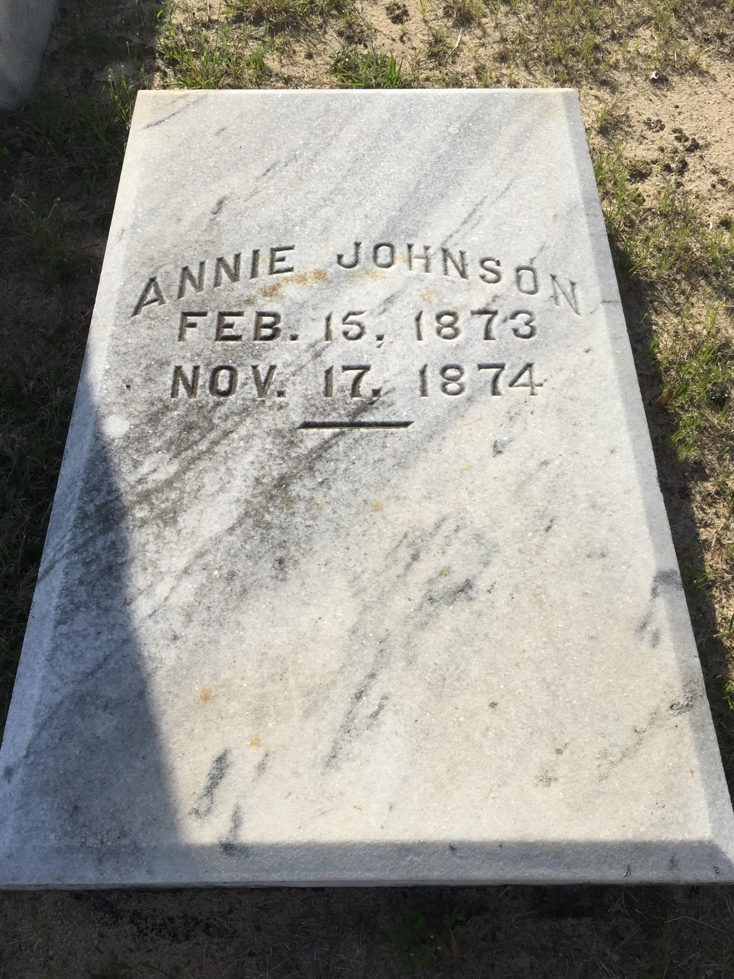 Annie Rebecca Johnson