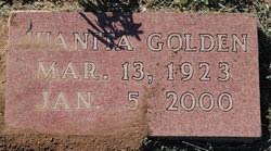 Juanita Golden