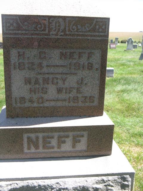 Abner Gilbert Neff