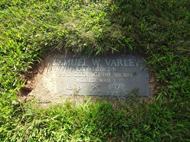 Wray Varley