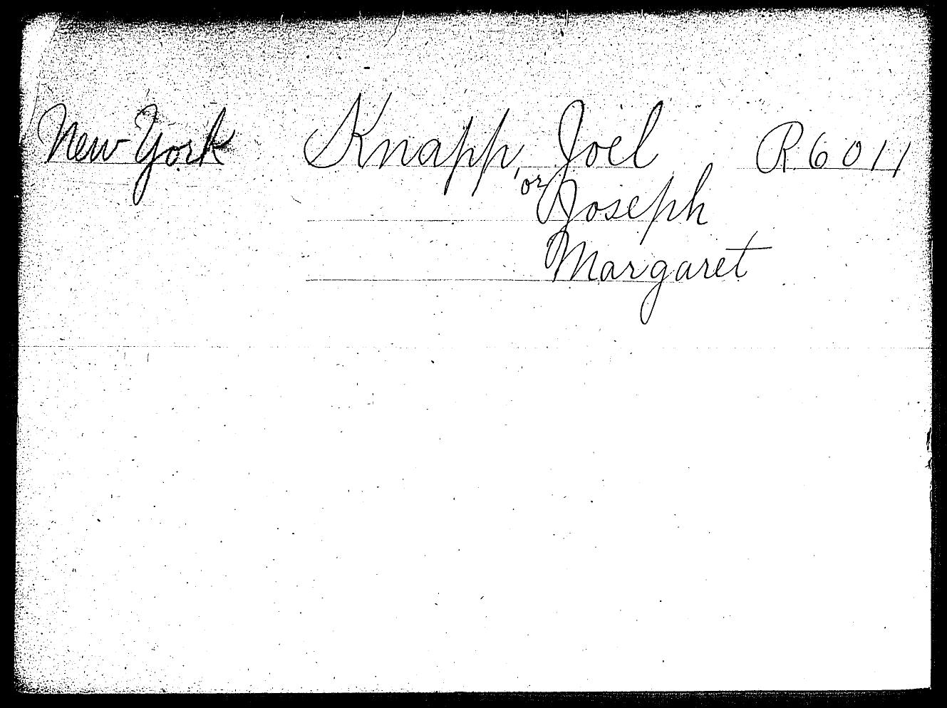 Joseph Knapp