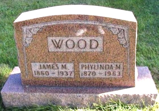 James McPherson Wood